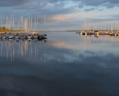 Gig Harbor sailboats