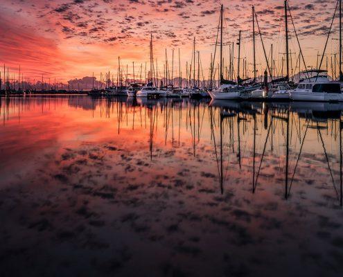 Gig Harbor reflection